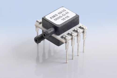 AMS 6915 digital miniature pressure sensor by AMSYS