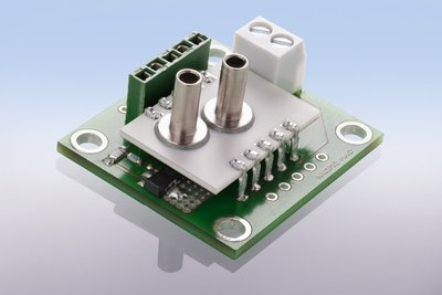AMS 2710 - pressure module with voltage output 10 V by AMSYS