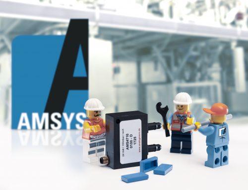 Drucktransmitter AMS 4710 – im robusten Kunststoffgehäuse für industrielle Anwendungen