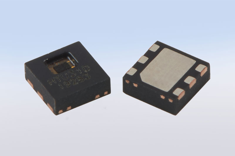 HTU31D digitaler Feuchte- und Temperatursensor by AMSYS
