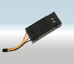 HTU3835 digital humidity / temperature sensor module by AMSYS
