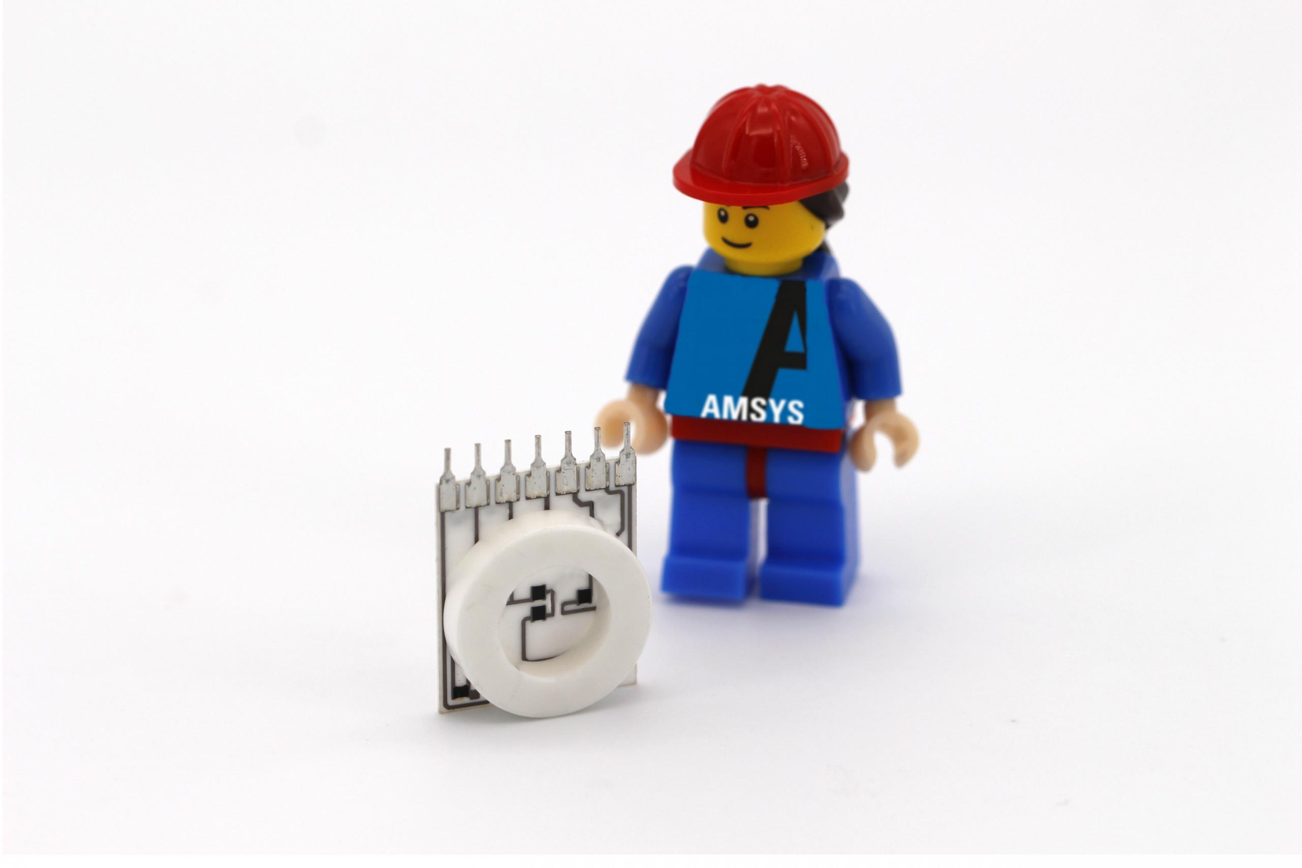 Medienresistenter Differenzdrucksensor von AMSYS