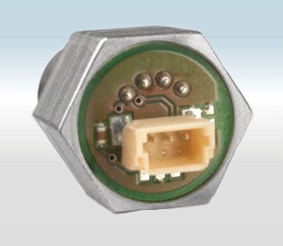 ME900 ceramic pressure sensor in stainless steel housing by AMSYS