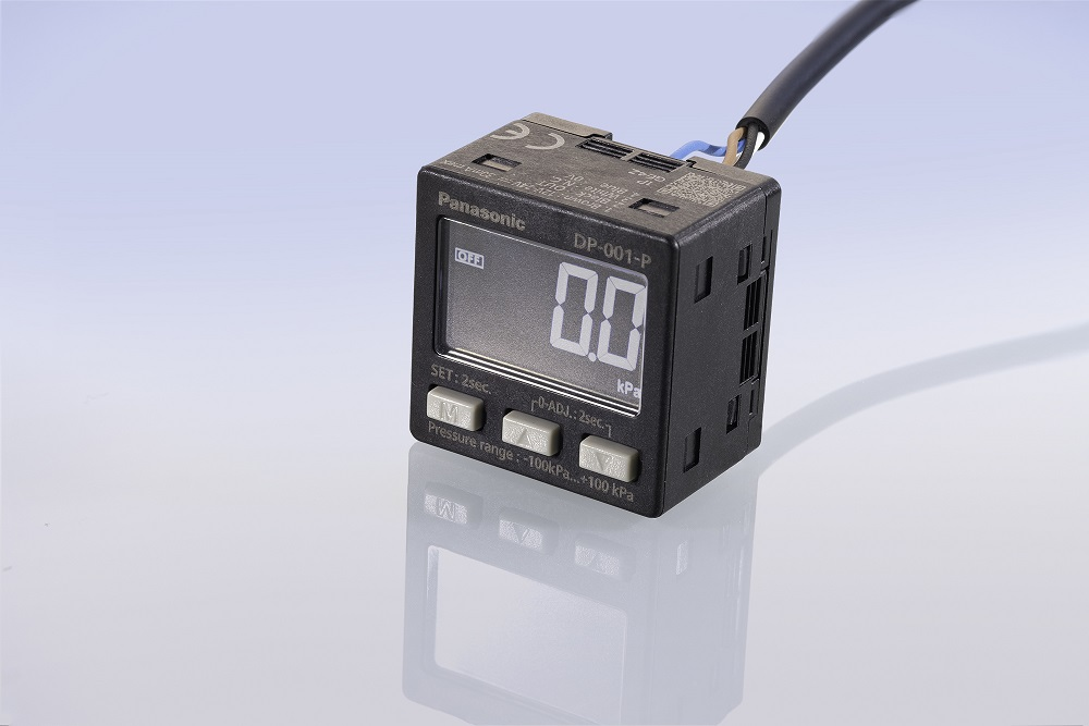 DP-001 -digital pressure switch for relative pressure by AMSYS