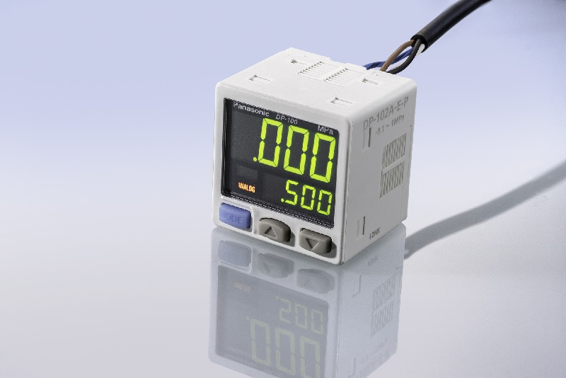DP-100 – pressure switch for relative pressure by AMSYS