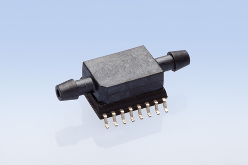 SM9D SM9G uncompensated relative / differential pressure sensor by AMSYS
