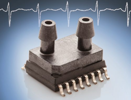 Bidirektionaler SOIC-Differenz­drucksensor SM9333