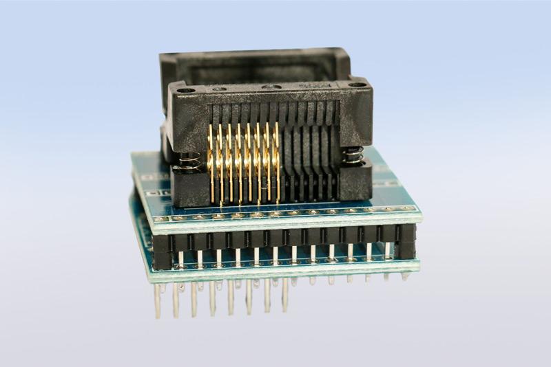 Test-Sockel für SOIC Drucksensor