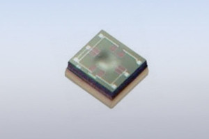 piezoresistive silicon pressure measuring cell by AMSYS