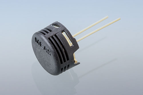 humidity and temperature sensor HS1101LF by AMSYS