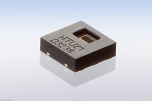 humidity and temperature sensor HTU21D by AMSYS