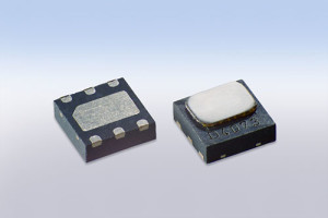 humidity and temperature sensor HTU21DF by AMSYS