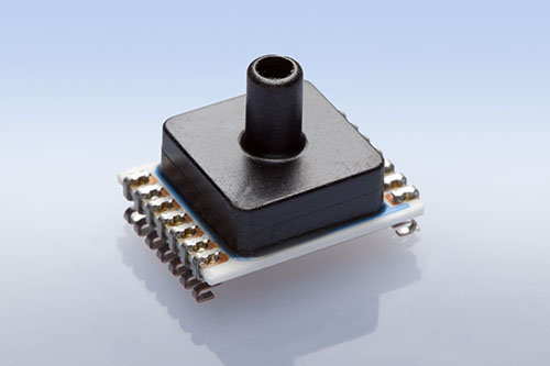 Digital relative pressure sensor MS5536 by AMSYS