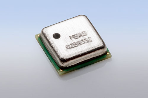MS5637 miniaturized digital OEM absolute pressure sensor by AMSYS