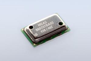 Tripelsensor MS8607 zur Aufbringung im Reflowverfahren
