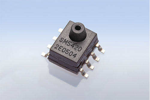 Absolute pressure sensor SM5420 by AMSYS